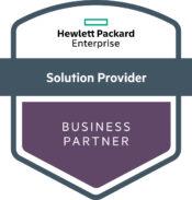 Hewlett Packard Solution Provider